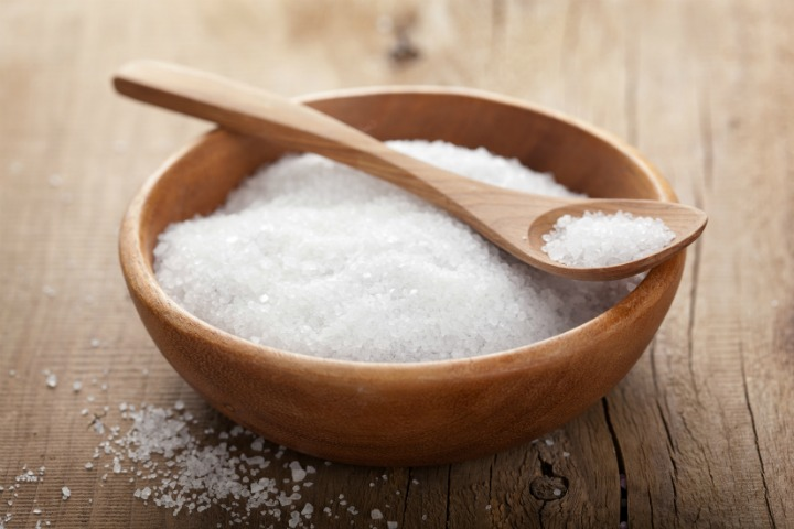 Salt and Butter for Open Pores