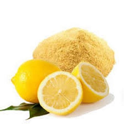 Lemon Peels Powder for Warts