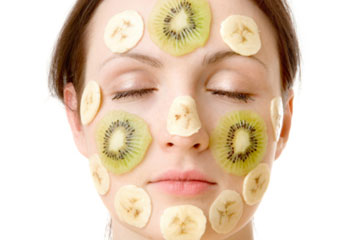 Fruits and Vegetables for skin patches