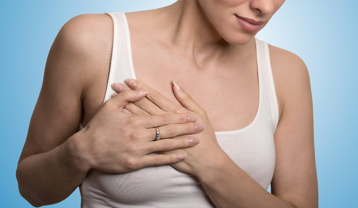 How to Reduce Breast Muscles Pain Naturally