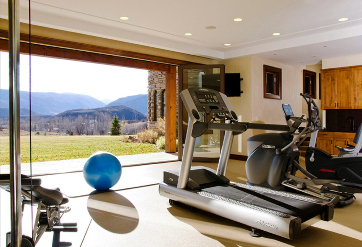 Home Gym Design: Best Home Exercise Equipment For Weight Loss-Best Health