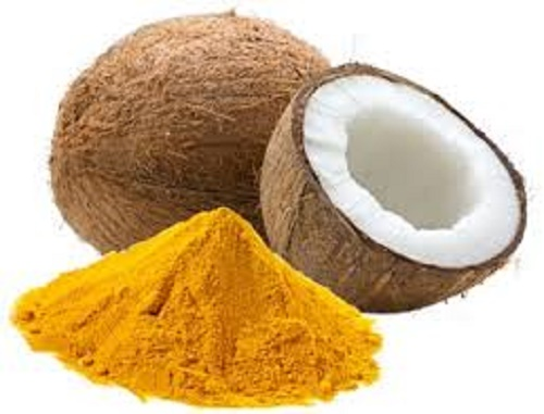 Coconut Powder with Turmeric