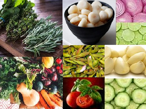 best vegetables for thyroid glands